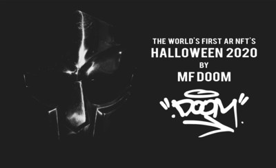 MF DOOM Announces Augmented Reality Blockchain Auction