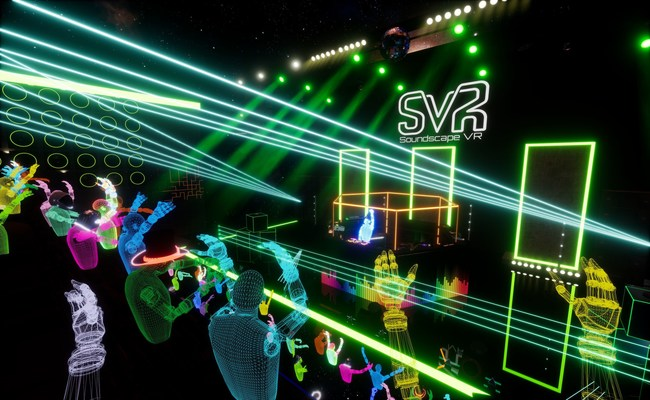 Artist Link, the newest addition to the Soundscape VR platform gives musicians the power to perform in Virtual Reality.