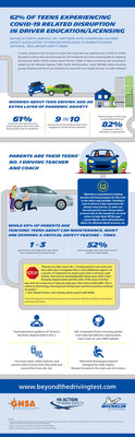 Michelin Beyond the Driving Test Infographic
