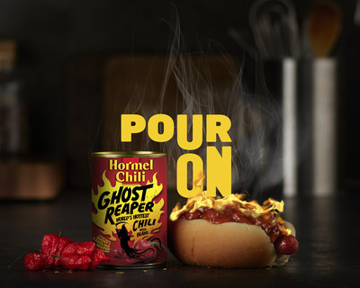 Hormel® Ghost Reaper World's Hottest Chili with Beans