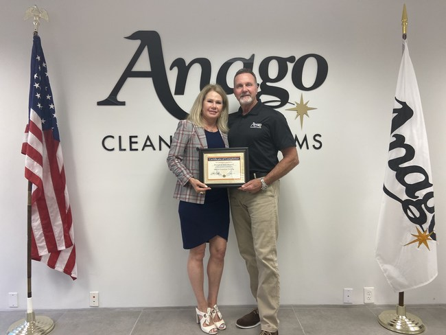 """""""After a lot of research and discussion about different franchising opportunities, we decided on commercial cleaning because of the opportunities the industry presents not only for the Boise business community but the opportunity to work and mentor first-time entrepreneurs as they explore business ownership at the unit level"""" - Gwen & Michael Becknell"""