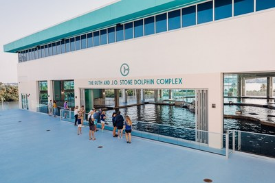 Clearwater Marine Aquarium Unveils New Guest Space, Part of $80 Million Expansion