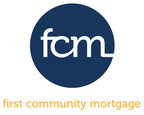First Community Mortgage Re-Branding Reflects Corporate Evolution and Strong Growth Phase
