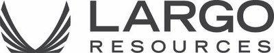 Largo Resources Ltd. Logo (CNW Group/Largo Resources Ltd.)