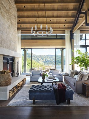 WRJ Design Wins Mountain Living Home of the Year for an Unprecedented Third Time