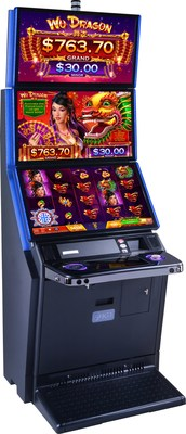 IGT Launches the PeakSlant32 - the First Slot Cabinet in North America with Three 32-Inch Displays