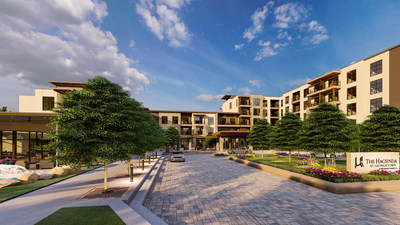 MedCore Partners and The National Realty Group (TNRG) Announce the Start of Construction on The Hacienda at Georgetown, a Resort-Style Senior Living Community in Georgetown, Texas