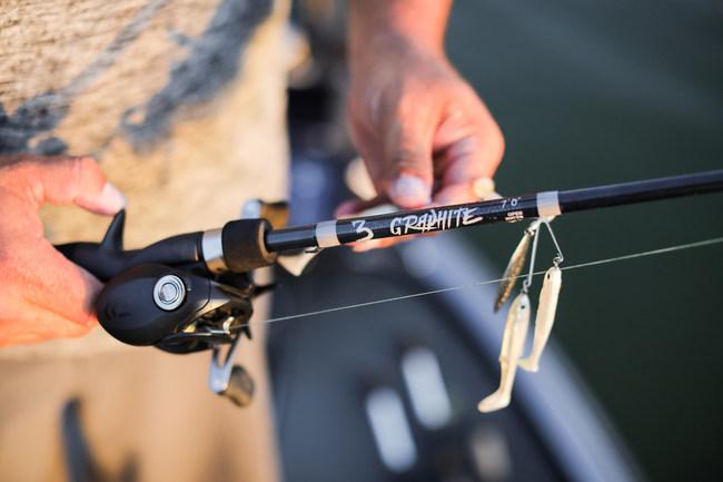 $150, High-End Fishing Rod, Kistler GRAPHITE