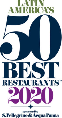 Latin America's 50 Best Restaurants Logo