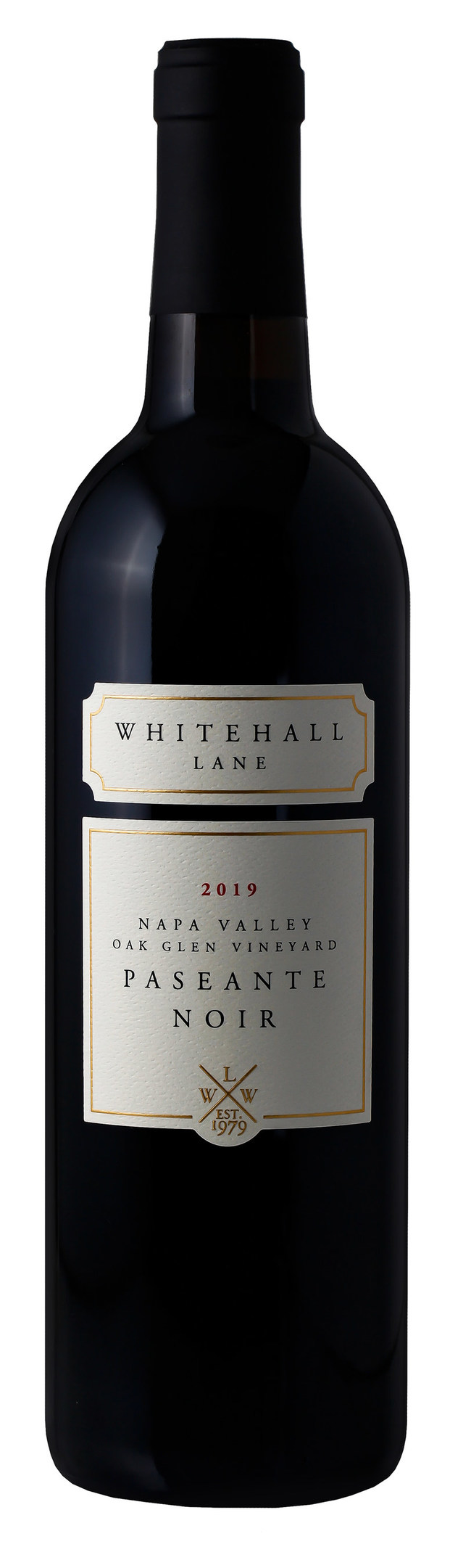 Whitehall Lane 2019 Paseante Noir, Napa Valley