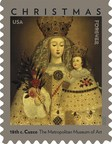 New Christmas Stamp, Our Lady of Guápulo, Now Available