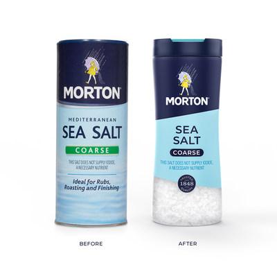 (PRNewsfoto/Morton Salt)