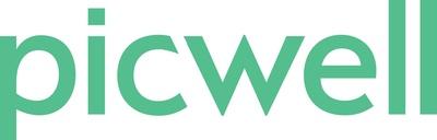 Picwell Logo (PRNewsfoto/Picwell, Inc.)