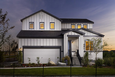 New two-story home in Parker, Colorado | Anthology, by Century Communities