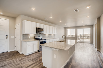 New condos in Parker, Colorado | The Trails at Westcreek, by Century Communities