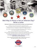 VITAS® Healthcare Honors Military Men And Women With National Veteran's Day Initiative
