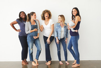 Motherhood Maternity wins 2020 Ovia Health Family Awards for Best Maternity Clothes Brand and Best Maternity Jeans.