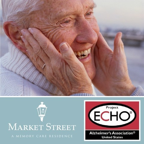 Market Street Memory Care Residence Viera Joins the Alzheimer's Association's ECHO Program connecting dementia care experts with leaders from assisted living communities around the country.