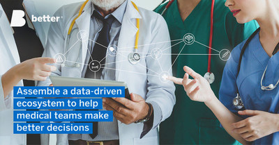 Better reveals how digital transformation can improve the work of medical teams