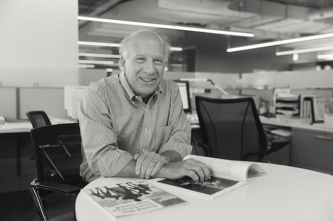 Business News Visionary Honoree Adi Ignatius