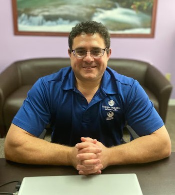 Dr. David Berger, Founder and MedicalDirector of of Wholistic Pediatrics & Family Care