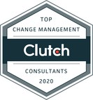 Clutch Announces the Top 91 Change Management Consultants in 2020