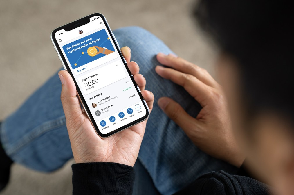Press Release: PayPal Launches New Service Enabling Users to Buy, Hold and Sell  Cryptocurrency - Oct 21, 2020