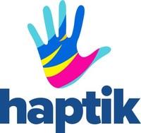Haptik Logo (PRNewsfoto/Haptik)