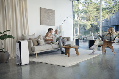Blueair Reveals First Air Purifier to Provide 24/7 Protection Against Viruses and Bacteria(1)