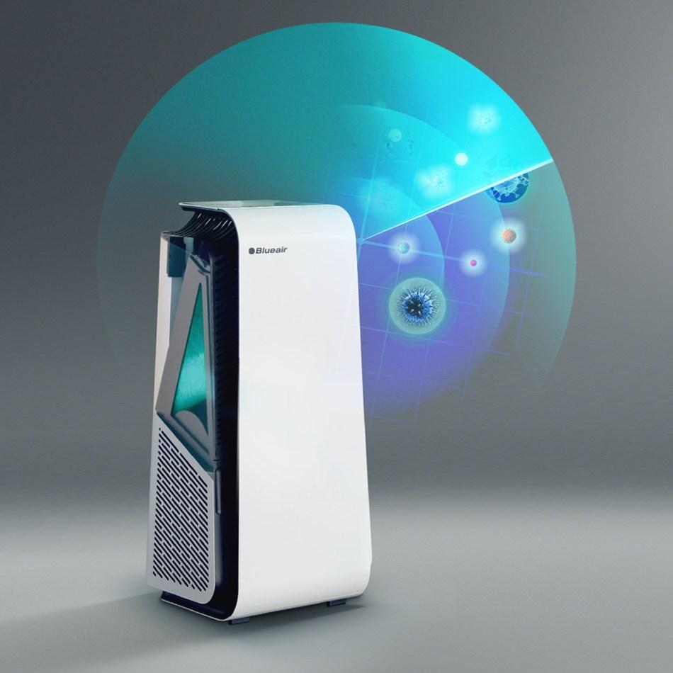 Blueair HealthProtect™ Air Purifier GermShield™ Technology