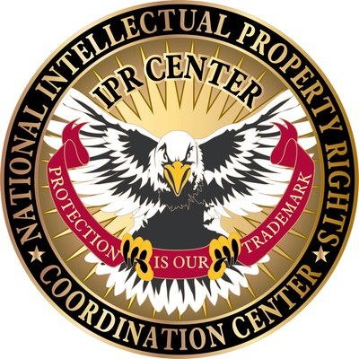 National IPR Center Seal