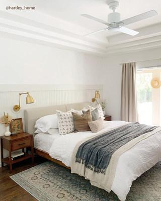 Visalia SureSpeed ceiling fan from Hunter Fan Company