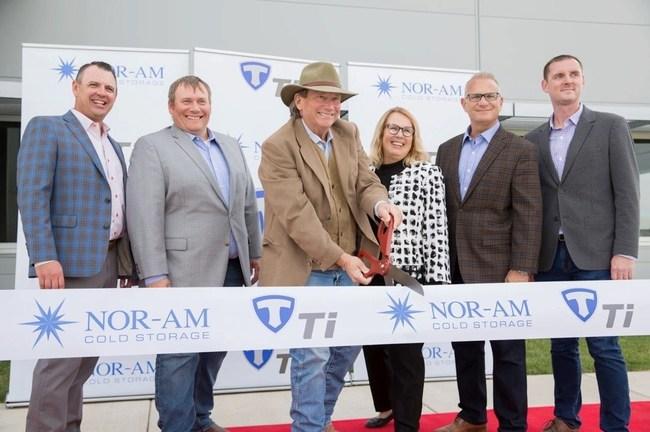 Nor-Am Dodge City Kansas Ribbon Cutting