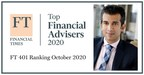 Aadil Zaman Named to 2020 Financial Times 401 Top Retirement...