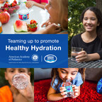 Nestlé Waters North America and the American Academy of Pediatrics (AAP) Team Up to Promote Health Benefits of Kids Drinking More Water