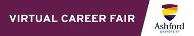 Ashford University Virtual Career Fair