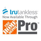 Trutankless Products Are Now Available Through The Home Depot Pro ...