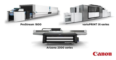 Keypoint Intelligence has recognized Canon's advances in production print with the BLI Outstanding Innovation Awards