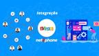 Net2phone lança integração com plataforma Zoho CRM