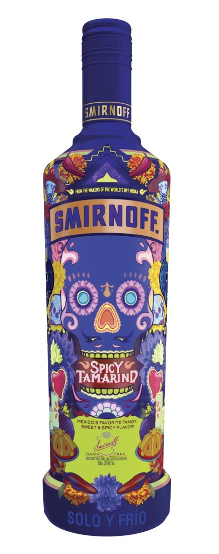 Proudly Sweet, Shamelessly Spicy! Smirnoff Is Delivering A Shot Of Authentic Flavor And Expanding Its Spicy Tamarind Offering To More Markets Across The U.S.