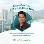 CMG Financial's Pete Castillejos to Be Installed as President of...