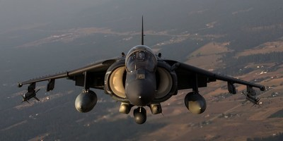 The U.S. Department of the Navy has awarded Vertex Aerospace LLC a $123 million Contracted Maintenance, Modification, Aircrew, and Related Services (CMMARS) task order to provide aircraft maintenance and Contractor Logistics Support (CLS) services for the U.S. Marine Corps' AV-8B Harrier II fleet.