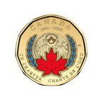 The Royal Canadian Mint's First-Ever Coloured Loonie Marks the 75th Anniversary Of The Signing Of The United Nations Charter