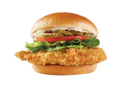 Wendy's Debuts the Classic Chicken Sandwich Packed with a New Premium Fried Chicken Fillet, Pickles, Lettuce, Tomatoes and Mayo, in Between a Premium Toasted Bun.