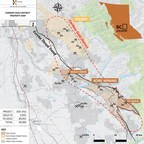 KORE Mining Continues to Discover New Mineralization Down Dip and On Strike at FG Gold and Extends Drill Program in South Cariboo Gold District