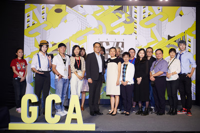 11th GCA-Special Exhibits-Press Conference-Nominees and Publishers (PRNewsfoto/Ministry of Culture of Taiwan)