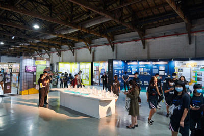 11th GCA-Special Exhibits- Audiences (PRNewsfoto/Ministry of Culture of Taiwan)