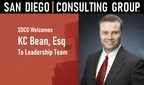 San Diego Consulting Group Welcomes KC Bean to Executive Leadership