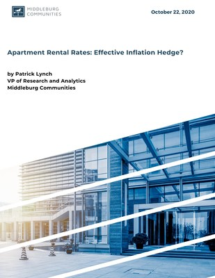 Middleburg Communities has published its latest research from VP of Research, Patrick Lynch, exploring trends in rental housing.