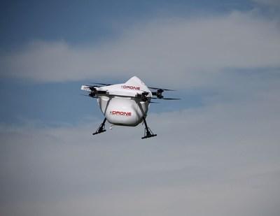 Drone Delivery Canada's Sparrow Drone. (CNW Group/Drone Delivery Canada)